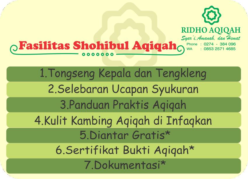 fasilitas-shohibul-aqiqah-anak-perempuan